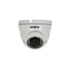Camera video IP 1.3 Megapixel de tip Dome Antivandal; lentila varifocala f = 2.8-12 mm,NVIP-1DN3001V/IR-1P