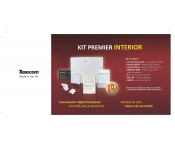 Kit alarma interior 8 zone TEXECOM INT