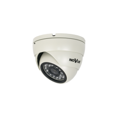 Camera video AHD 1.3 Megapixel Dome Antivandal, f = 2.8 - 11 mm, Garantie 3 ani