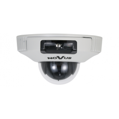 Camera video IP 1.3 Megapixel de tip Dome Antivandal, lentila standard f = 3.6, NVIP-1DN5001V/IR-1P