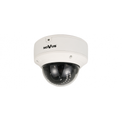 Camera video IP 1.3 Megapixel de tip Dome Antivandal, lentila varifocala f = 2.8 ~ 12 mm, NVIP-1DN3040V/IR-1P