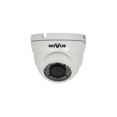 Camera video IP 2 Megapixel de tip Dome Antivandal; lentila fixa f = 4 mm, NVIP-2DN3000V/IR-1P