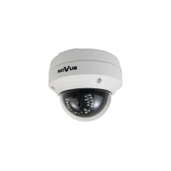 Camera video IP 3.0 Megapixel de tip Dome Antivandal, lentila fixa f = 4 mm NVIP-3DN3051V/IR-1P