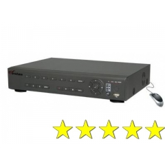 Dvr 4 canale D1 Real time recording