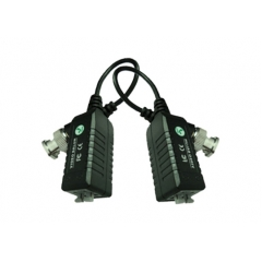 Set Video Balun pasiv cu fir  VB-2000